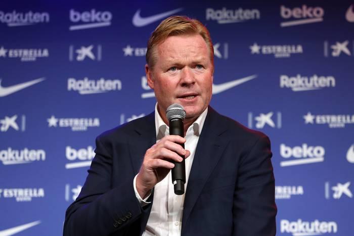 Składy na mecz Dynamo Kijów - FC Barcelona. Ronald Koeman posłał eksperymentalną jedenastkę