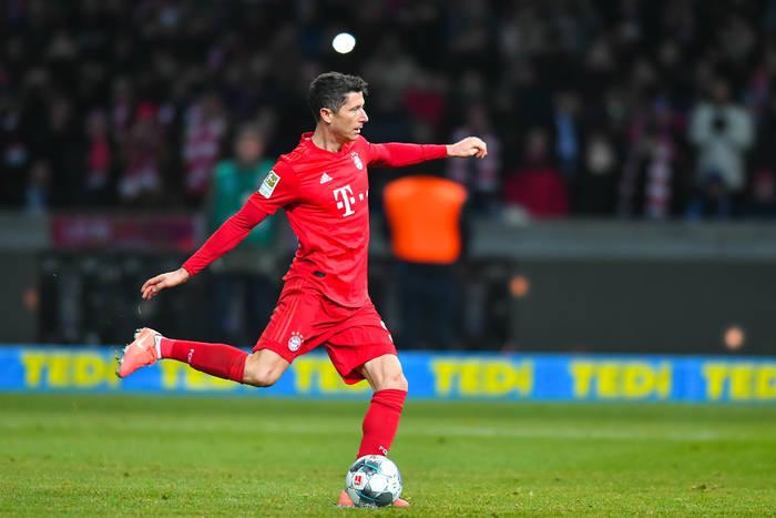 """Niemieckie media oceniły grę Roberta Lewandowskiego. """"Fani Bayernu po prostu mogą liczyć na Polaka"""""""