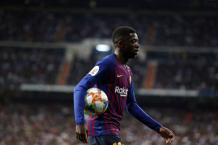 FC Barcelona gotowa dla radykalne działania. Ultimatum dla Ousmane'a Dembele