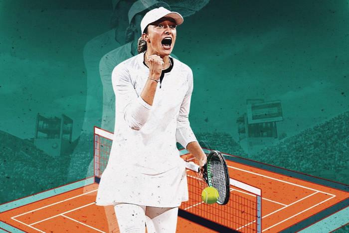 Turniej marzeń Igi Świątek wciąż trwa! Polka rozbiła kolejną rywalkę i zagra w półfinale Roland Garros [WIDEO]