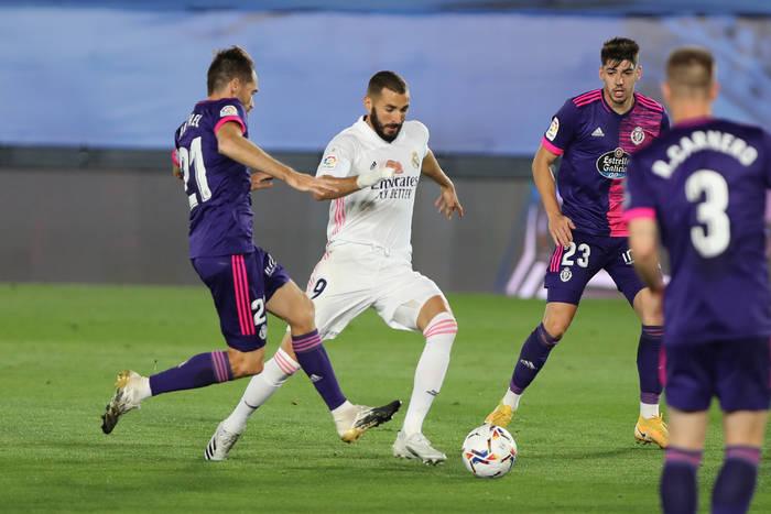 """Tragiczny mecz Realu Madryt! """"Królewscy"""" przegrali na własnym boisku z beniaminkiem La Liga [WIDEO]"""