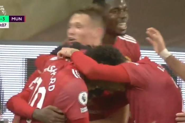 """Manchester United odbił się od dna. """"Czerwone Diabły"""" zwyciężyły w Newcastle po szalonej końcówce [WIDEO]"""