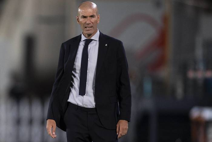 Media: Real Madryt podjął decyzję w sprawie Zinedine'a Zidane'a. Wyniki jej nie zmienią?