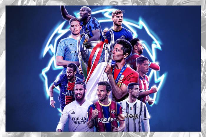 Power Ranking Ligi Mistrzów. TOP10 drużyn w stawce. Wyraźny faworyt, Barcelona i Real daleko