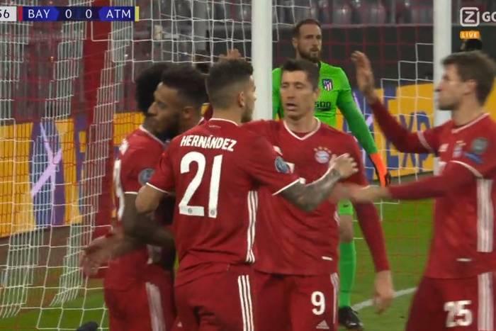 Bayern rozjechał Atletico w hicie Ligi Mistrzów! Wygrane Liverpoolu i City, Inter stracił punkty [WIDEO]