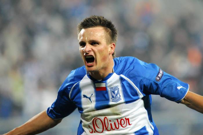 Ogrywali City, bili się z Juventusem. Tamten Lech był jedną z najlepszych drużyn w historii polskiej piłki