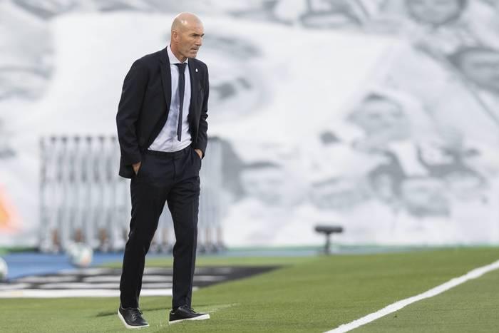 """Media: Zinedine Zidane może podać się do dymisji. """"Musi sam zadecydować o swoim odejściu"""""""
