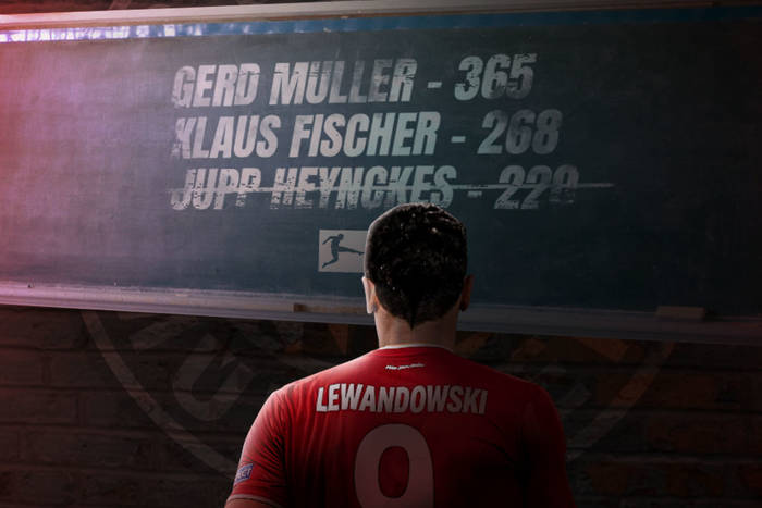 Robert Lewandowski straszy legendy. Ciągły rozwój gwiazdy Bayernu. Nikt nie strzela głową jak Polak!