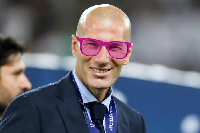 Skąd to zadowolenie, panie Zidane? Clasico nie przykryje problemów, różowe okulary nie wystarczą