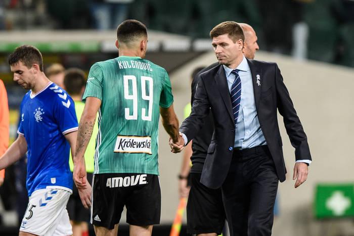 Lampard? Solskjaer? To Gerrard idealnie dopasował się do trenerskiego stołka. Lecha czeka arcytrudne zadanie