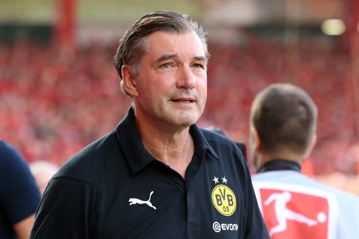 Michael Zorc: Ten mecz z pewnością nie przejdzie do historii piłki nożnej. Liczą się trzy punkty
