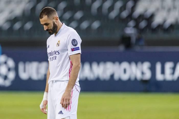 """Karim Benzema rozmówił się z Viniciusem Juniorem. """"Nie chciał skrzywdzić kolegi'"""