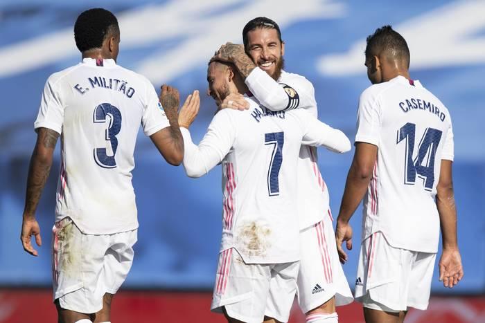 Ogromne problemy Realu Madryt. Tylko trzynastu zawodników pierwszej kadry gotowych do gry