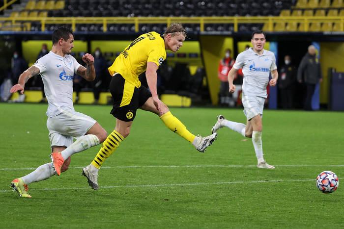 Były piłkarz Borussii Dortmund nie ma wątpliwości: Haaland może osiągnąć poziom Lewandowskiego