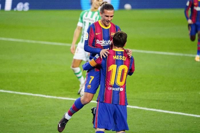"""Antoine Griezmann szczerze o swoich relacjach z Leo Messim. """"Powiedział, że to go wkurzyło"""""""