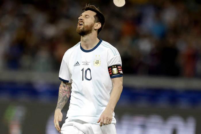 Argentyna lepsza w szlagierze Copa America. Asysta Leo Messiego [WIDEO]