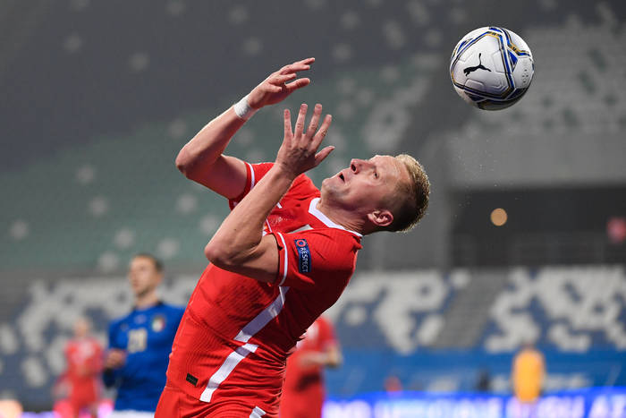 Kamil Glik po porażce z Włochami: Może i dobrze, że taki mecz nam się przytrafił