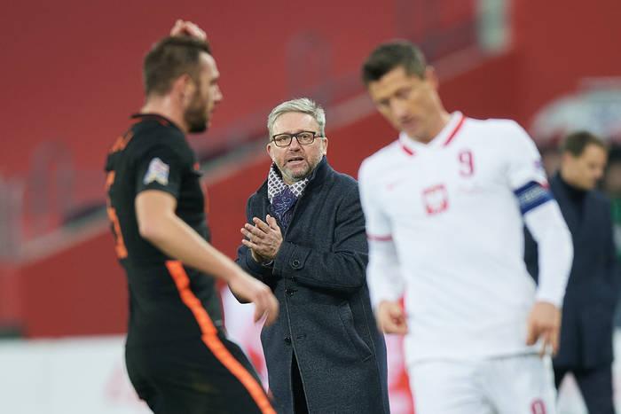 Robert Lewandowski skontaktował się z Jerzym Brzęczkiem. Kapitan kadry rozmawiał z nim po zwolnieniu