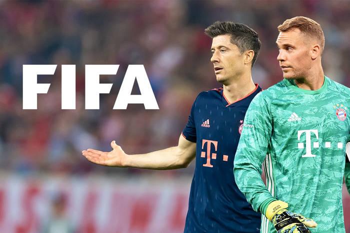 Lewandowski musi wygrać, ale FIFA znów się ośmiesza. Halo, gdzie są Neuer, Kimmich czy Mueller?