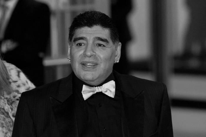 Diego Maradona nie żyje. Legendarny piłkarz miał 60 lat