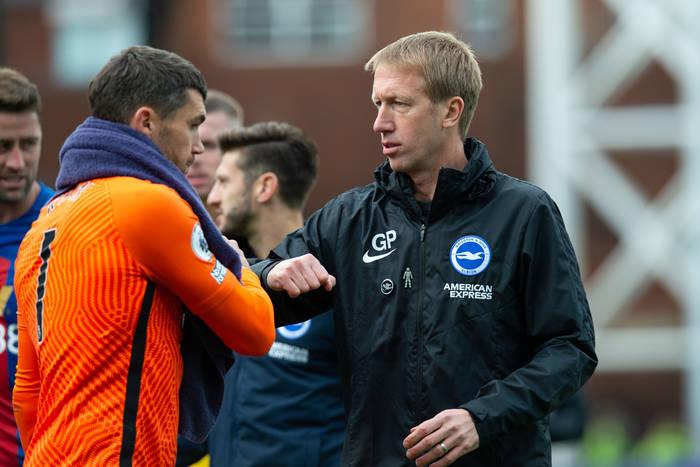 Co muszą poprawić Moder i Karbownik, by grać w Premier League? Menedżer Brighton zabrał głos