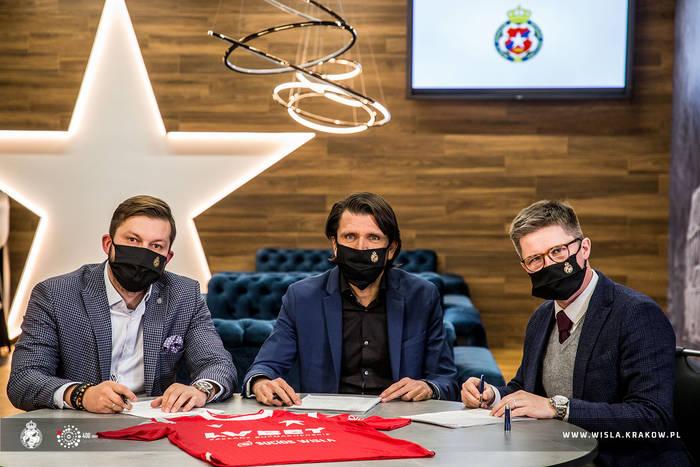 Wisła Kraków wybrała nowego trenera. Potwierdziły się wcześniejsze doniesienia