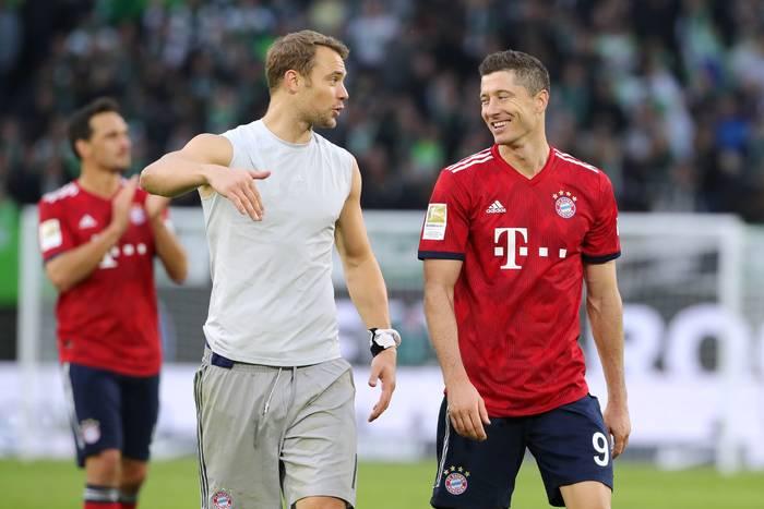 Absurdalny ranking najlepszych piłkarzy w historii Bayernu. Robert Lewandowski i Manuel Neuer poza TOP 20