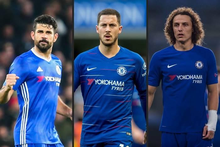 TOP10 transferów dekady Chelsea. Niekwestionowany król, legendy za drobne i snajper, który przełamał klątwę