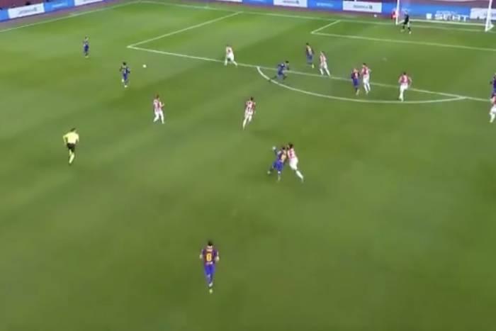 """Hiszpańskie media o bezmyślnym zachowaniu Leo Messiego. """"Nie może dziwić, że stracił głowę"""""""