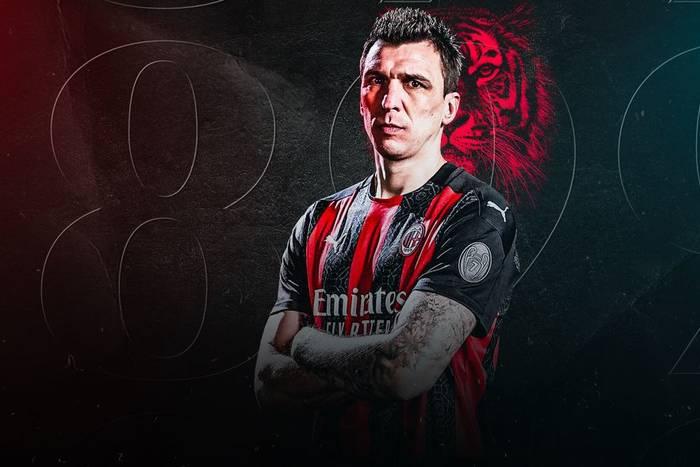 AC Milan potwierdził transfer Mario Mandżukicia. Znane szczegóły umowy Chorwata