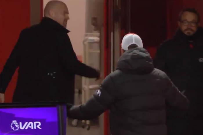 Juergen Klopp o spięciu z menedżerem Burnley: To nie ja zacząłem! [WIDEO]
