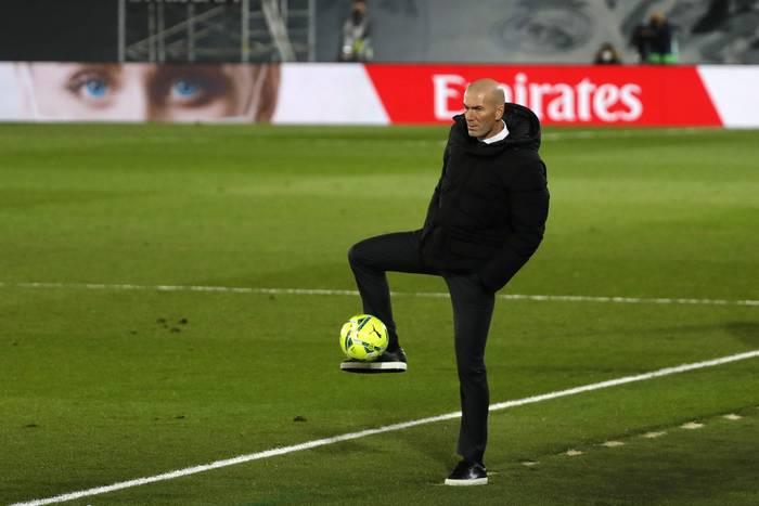 """Jasna deklaracja Zinedine'a Zidane'a. """"Jak mam powiedzieć to swoim piłkarzom?"""""""