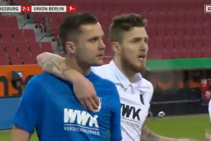 Rafał Gikiewicz obronił rzut karny w meczu z byłym klubem! Polak zatrzymał Union Berlin [WIDEO]