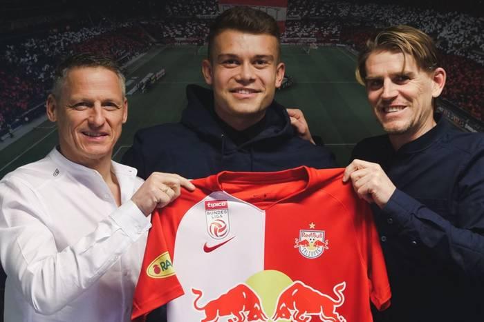 Kamil Piątkowski opowiedział o kulisach transferu do Red Bulla Salzburg. To dlatego wybrał tę ofertę