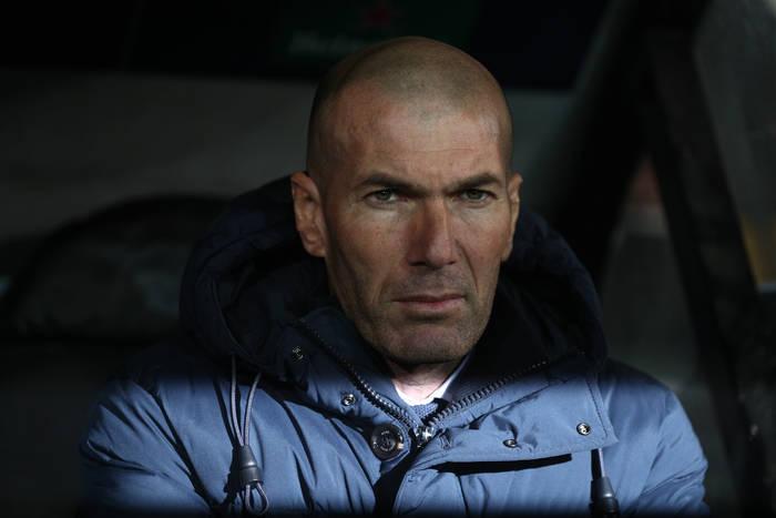 """Zinedine Zidane wściekły po szlagierze La Liga. """"Nie rozumiem sędziego"""" [WIDEO]"""