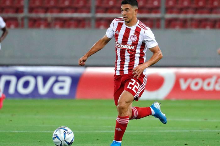 Legia Warszawa chce wypożyczyć argentyńskiego napastnika. Złożyła ofertę Olympiakosowi Pireus [NASZ NEWS]