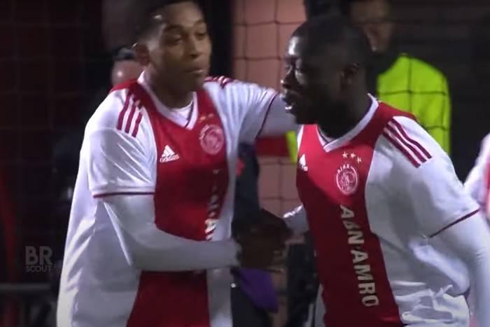 Czołowe niemieckie kluby walczą o wielki talent z Ajaksu Amsterdam. Latem będzie do wzięcia za darmo [WIDEO]