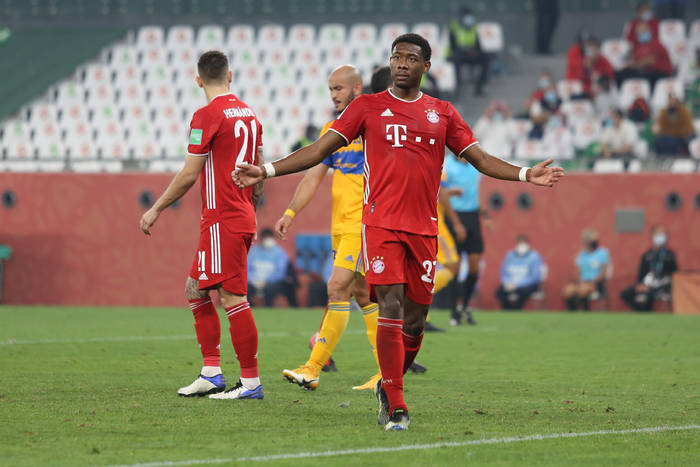 David Alaba postawił nowy warunek przy letnim transferze. Chce grać tylko na jednej pozycji