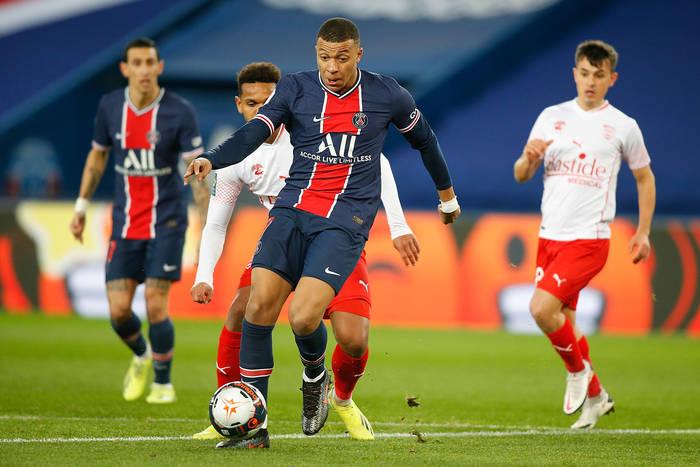 Łatwa wygrana Paris Saint-Germain. Mistrzowie Francji wracają do gry o tytuł [WIDEO]