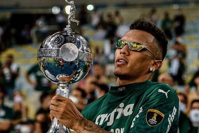 Europa czeka na kolejny kapitalny talent z Brazylii. 18-latek z Palmeiras ma już nawet swoją Złotą Piłkę