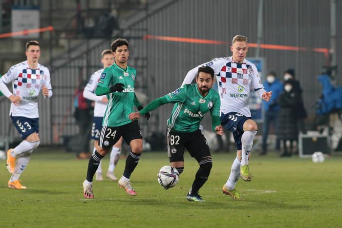 Legia Warszawa bliska przedłużenia kontraktu ze swoją gwiazdą. Nie sprzeda piłkarza za mniej niż 5 mln euro