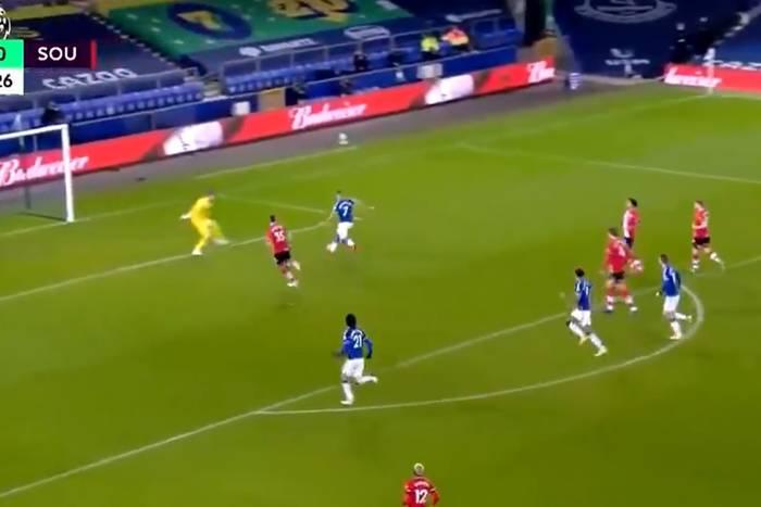 Southampton znów przegrało w Premier League. Jan Bednarek nie upilnował Richarlisona przy jedynym golu [WIDEO]