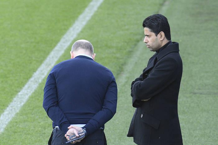 """Nasser Al-Khelaifi przyznał się do błędu ws. Roberta Lewandowskiego. """"Bywam w jego loży na PSG"""""""