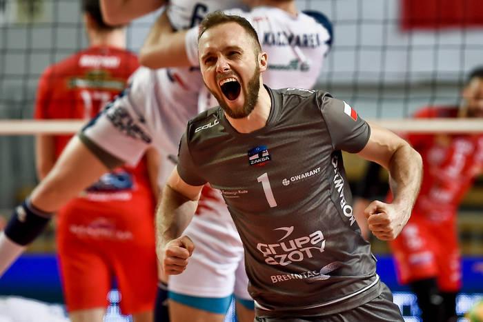 ZAKSA Kędzierzyn-Koźle w półfinale Ligi Mistrzów! Zadecydował złoty set [WIDEO]