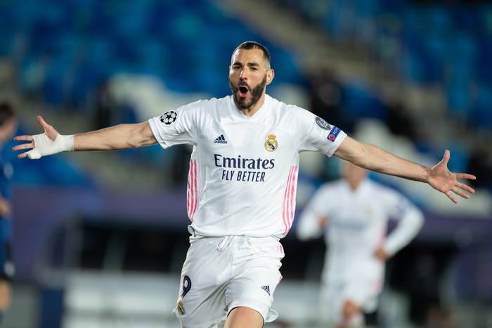 Niezawodny Karim Benzema! Francuz poprowadził Real Madryt do wygranej [WIDEO]