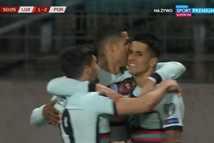 Luksemburg postraszył Portugalię w eliminacjach do MŚ. Belgowie zmietli z boiska Białoruś, 8:0! [WIDEO]