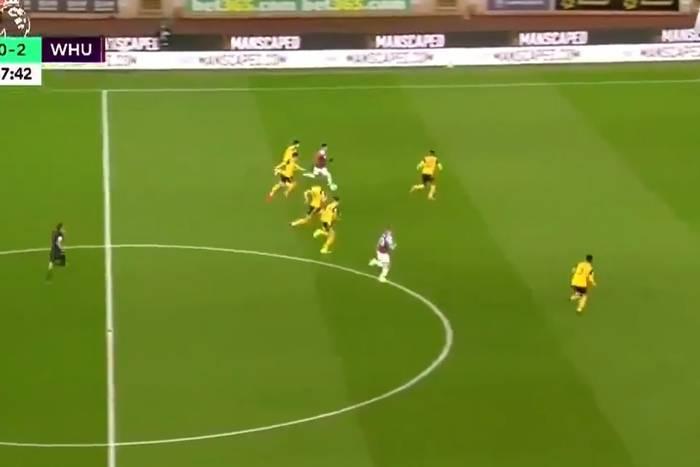 """Show Jessego Lingarda, West Ham wciąż walczy o LM. Pięć goli i wygrana """"Młotów"""" z Wolverhampton [WIDEO]"""