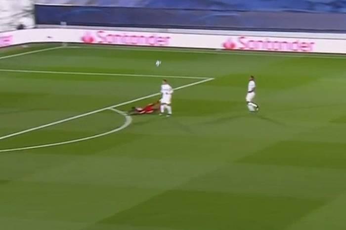 Wielkie kontrowersje w meczu Realu Madryt z Liverpoolem. Sędzia Felix Brych w roli głównej [WIDEO]