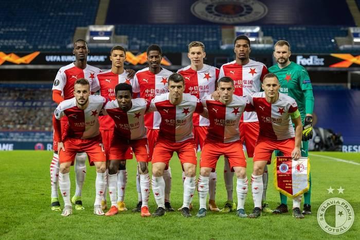 Składy na mecz Slavia Praga - Arsenal. Czesi o krok od gigantycznego sukcesu