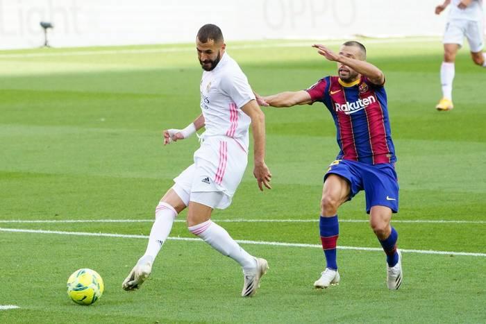 Oceny po meczu Real Madryt - Barcelona. Fatalny Dembele, słaby Messi, geniusz Benzemy